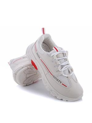 Кросівки бежеві | 5793717