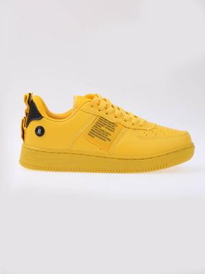 Кроссовки желтые | 5794124