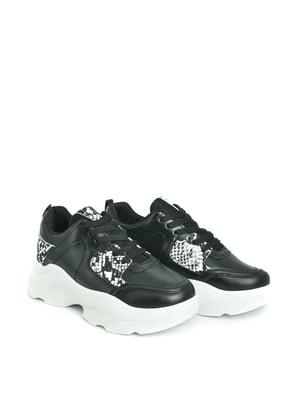 Кросівки чорні | 5795792