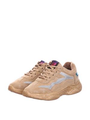Кросівки кольору хакі | 5795795