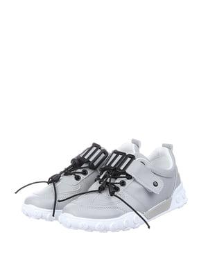 Кросівки сірі | 5795870