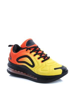 Кроссовки желтые | 5796562