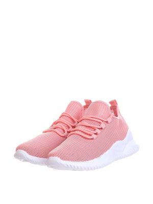 Кроссовки розовые | 5796570