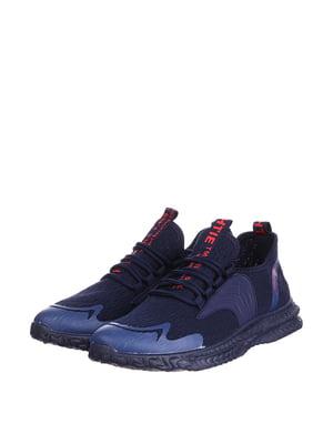Кроссовки синие | 5796577