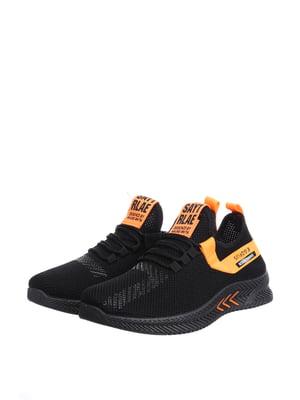 Кроссовки черные | 5796595