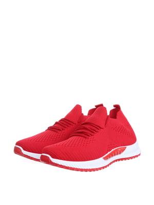 Кроссовки красные | 5796629
