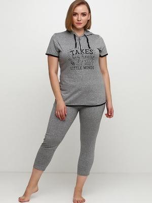 Костюм: футболка и бриджи | 5800381