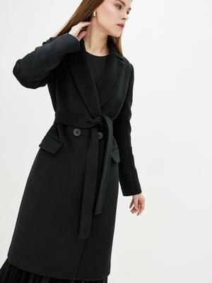 Пальто чорне   5800469