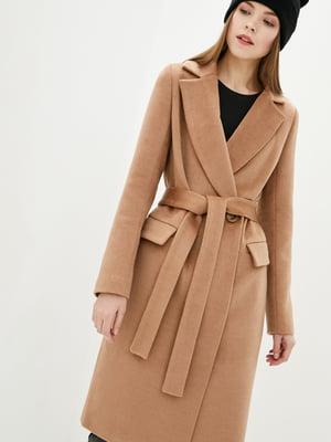 Пальто коричневе   5800471
