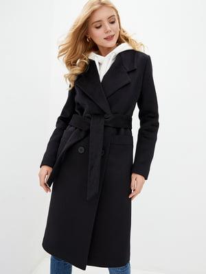 Пальто чорне   5800472