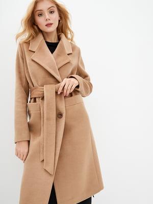 Пальто рудого кольору   5800473