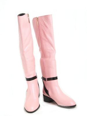 Чоботи рожеві | 5791623