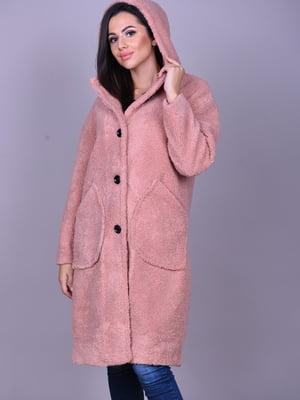 Пальто рожеве   5792220