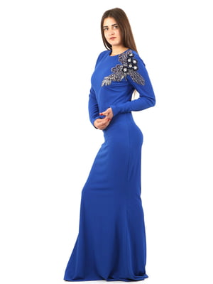 Платье синее | 5796401