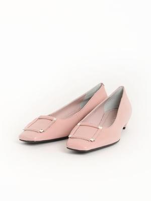 Балетки рожеві | 5800940