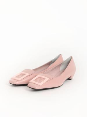 Балетки рожеві | 5800949
