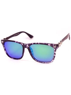 Очки солнцезащитные | 5801375