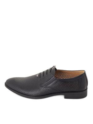 Туфли черные | 5801663