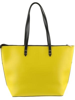 Сумка лимонного цвета | 5750024