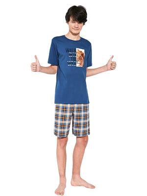 Піжама: футболка і шорти   5802802