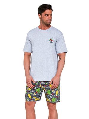 Піжама: футболка і шорти   5802804
