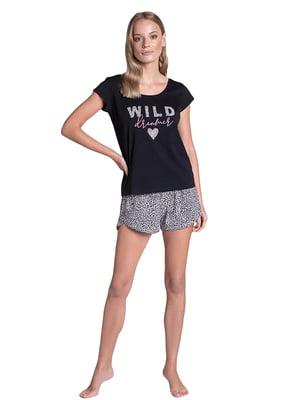 Піжама: футболка і шорти   5802824