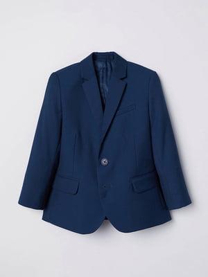 Пиджак синий | 5803800