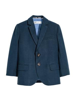 Пиджак темно-синий | 5804054
