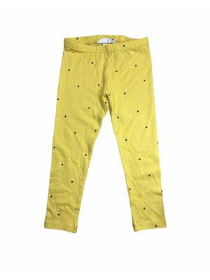 Легінси жовті | 5804126