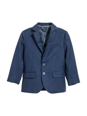 Пиджак темно-синий | 5804163