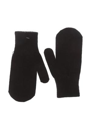 Рукавицы черные   5804372