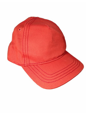 Бейсболка красная | 5804684