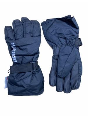 Перчатки черные | 5804753