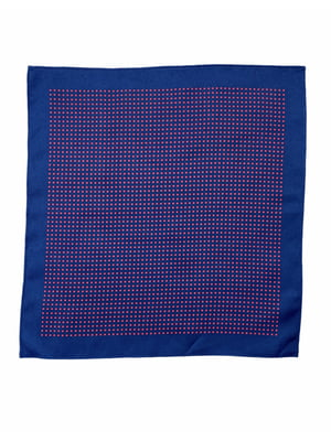 Платок темно-синий | 5804838