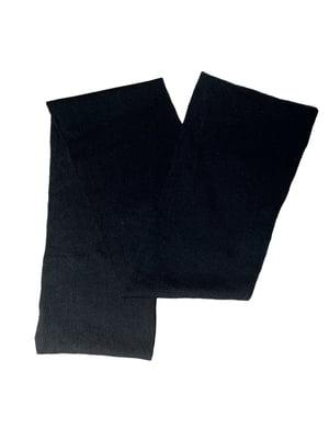 Шарф черный   5804925