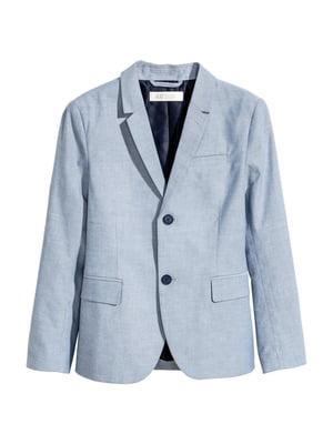 Пиджак голубой | 5805194