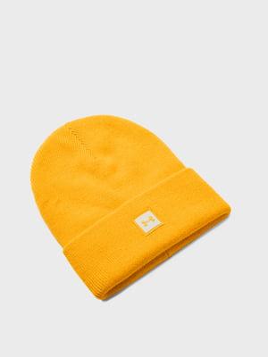 Шапка желтая | 5802702