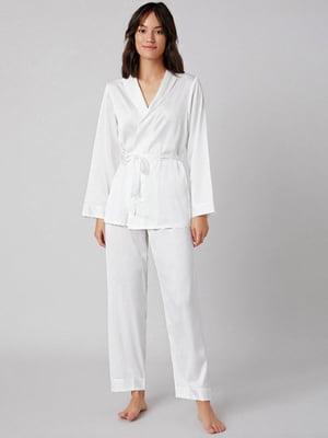 Костюм: блуза і штани | 5805331