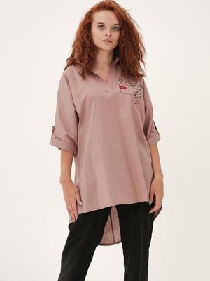 Блуза бежевая   5807116