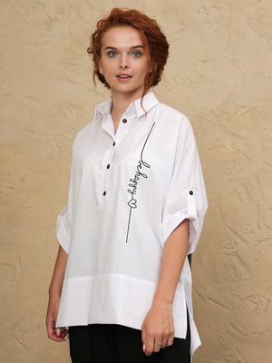 Блуза белая | 5807117
