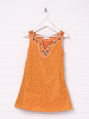 Сукня помаранчева | 5787287