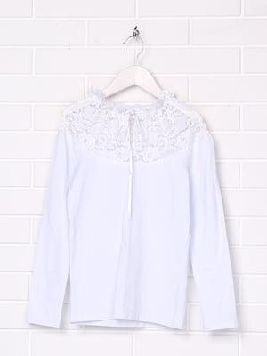 Блуза белая   5787374