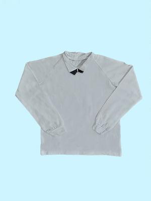 Блуза белая   5787375