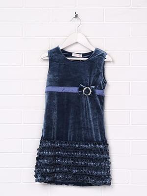 Сукня блакитна | 5787387