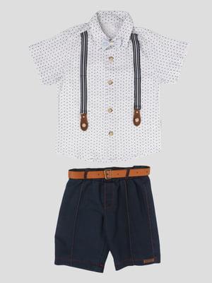 Комплект: сорочка і шорти   5787411