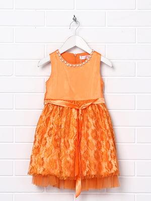 Сукня помаранчева | 5787425