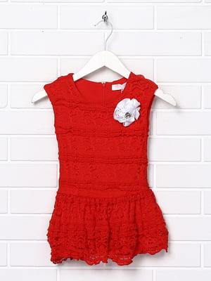 Сукня червона | 5787455