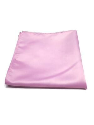 Хустка носова рожева | 5808177