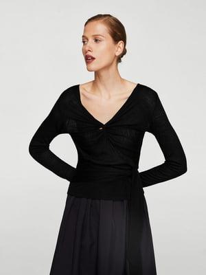 Блуза чорна   5808293