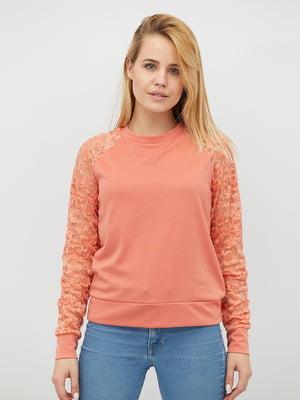 Світшот персикового кольору   5811229